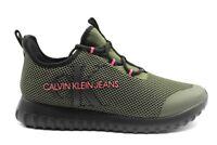 Scarpe da per uomo Calvin Klein B4S0707 sneakers leggere casual sportive calzino