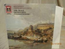 1985 Gilels/Szell - Beethoven Emperor Concerto LP - EMI/Angel AE-34408
