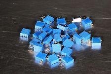 15 Pcs Variable Resistor Trimmer Potentiometer Assortment Kit 15-Value US Seller