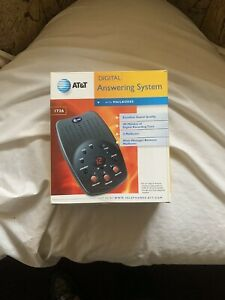 AT&T Digital Answering System With 3 Mailboxes Model 1726 Not Tested