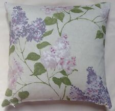 Sanderson 'Lilacs' Cushion Cover by Anderson Castle Design