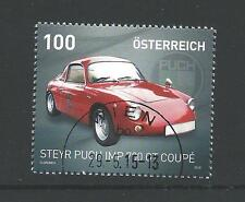 Oostenrijk - Steyer Puch IMP 700 GT Coupé 2015 gestempeld