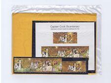 Australian Decimal Stamps 1970 Cook in Australia Post Unopened PO Pack