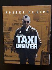 Taxi Driver (1976). Blu-Ray. Robt De Niro, Keitel, Cybille Shepherd,Jodie Foster
