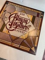 The Allman Brothers Band Enlightened Rogues Vinyl record LP 1979
