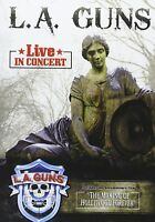 L.A.GUNS - LIVE IN CONCERT  DVD NEW+