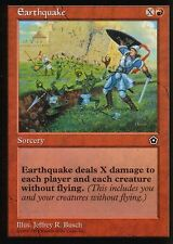 Earthquake | nm | portal second Age | Magic mtg