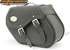 Harley Davidson Dynas 1991-2016  Long Ride Click Lock motorcycle Saddle Bags