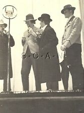 WWII German RP- Luftwaffe Comic Play- Theater- Microphone- Umbrella- Pipe- 1940