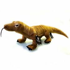 50cm Komodo Dragon Lizard Soft Stuffed Toy Animal - Suitable for all ages (0+)