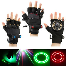 Green/Red/Multi-Color Laser Glove DJ Dancer Stage Party Show Lighting Lazer Beam