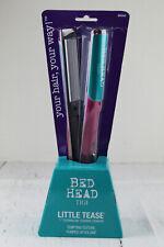 "Bed Head TIGI Little Tease 1"" Tourmaline Ceramic Hair Crimper Extra Volume NEW"