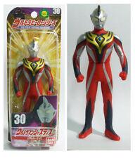 """Ultra Hero Series #30 VINYL ULTRAMAN Justice 6"""" Action Figure MISB In Stock"""