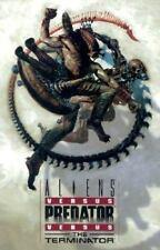 Aliens vs. Predator vs. Terminator, Dark Horse Comics, Acceptable Book