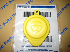 Ford Lincoln Mercury Wiper Washer Fluid Reservoir Tank Cap Lid OEM New Genuine