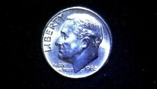 "UNC 1962""D"" LIBERTY SILVER DIME-UNITED STATES RAW COIN SOLO EVENT PREVIEW"