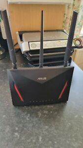 ASUS AC2900 2900Mbps Dual Band 4 Ports 1000Mbps Gaming Router RT-AC86U