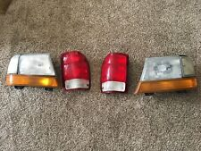2000 ford ranger headlights and tail lights