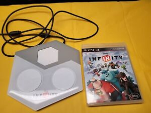 Disney Infinity - PS3 - Game Disc and Pad Portal with Instruction Manual