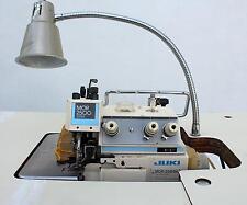 JUKI MOR-2504N Top Feed Serger 1-Needle 3-Thread Industrial Sewing Machine 220V