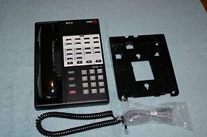 Avaya Lucent Partner MLS-12 Black Telephone REFURB WARRANTY