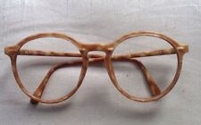 Plastic Frame Round Vintage Spectacles