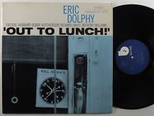ERIC DOLPHY Out To Lunch! BLUE NOTE LP VG+ stereo UA