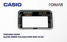 VINTAGE GLASS CASIO CA-95 NOS