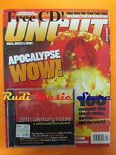 rivista UNCUT 32/2000 + CD Elvis Presley Rik Mayall Ade Edmondson Kevin Smith