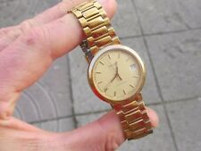 VINTAGE SWISS MEN'S WATCH TISSOT SEASTAR N580 QUARTZ DATE-WORKS
