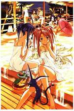 LOVE HINA - ANIME Movie POSTER 24x36