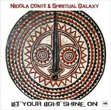 Nicola Conte - Let Your Light Shine on Vinyl Lp2 Musik Produktion Schwarzwa