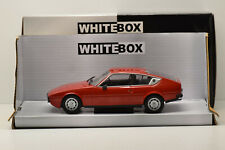 MATRA SIMCA BAGHEERA RED 1974 WHITEBOX 1/24 NEUVE EN BOITE