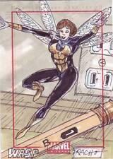 Marvel Universe 2014 sketch (SketchaFEX) Racho