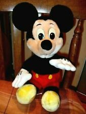 Mickey Mouse ~ Disney ~ Euro Disney ~ Plush ~ Soft Toy ~ 16ins approx