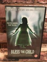 Bless The Child Big Box Ex Rental VHS Video Tape Horror 15 Rated Very Rare TBLO
