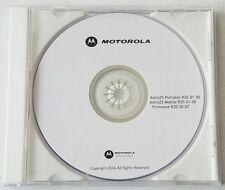 *NEW* MOTOROLA Programming Software DVD XTS5000 XTL5000 XTS2500 XTL2500 LATEST