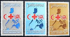 Philippines stamps - Red Cross_1969 - MNH.