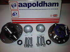 Opel Astra G MK4 &zafira A 2 X Neuf Roue avant Roulement 5 Clous + ABS 1999-2004