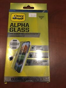 OtterBox Google Pixel (5 Inch) Protected Tempered Alpha Glass Screen Protector
