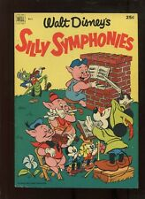 WALT DISNEY'S SILLY SYMPHONIES #1 (7.0) 1ST ISSUE