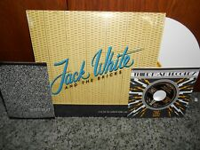 Jack White And The Bricks Live On The Garden Bowl Lanes LP Vinyl DVD Complete