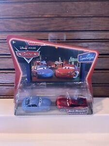Disney Pixar Cars Supercharged Movie Moments Sally & Cruisin' McQueen, NR!
