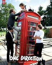1D One Direction Take Me Home Poster Claires Claire's Accessories OD7 MPP50494