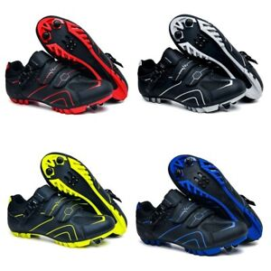 Professional Men's Cycling Shoes Mountain Bicycle Outdoor Sneakers Spin Peloton