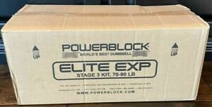 PowerBlock Elite EXP Stage 3 Kit (2020 model) BRAND NEW SEALED ✅SHIPS NOW FAST✅