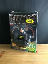 RARE 1989 Batman Cereal Full Box with Figural Bank Ralston NOS STILL SEALED