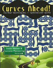 Curves Ahead: Simple Techniques-Spectacular Curves~Paperback