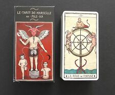 Tarot Pole Ka de Marseille Cards Deck
