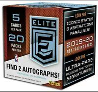 2019-20 Panini Donruss Elite NBA Hobby Box Factory Sealed Basketball Cards